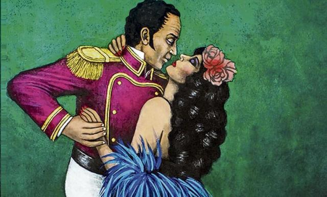 Las 35 mujeres de Simón Bolívar