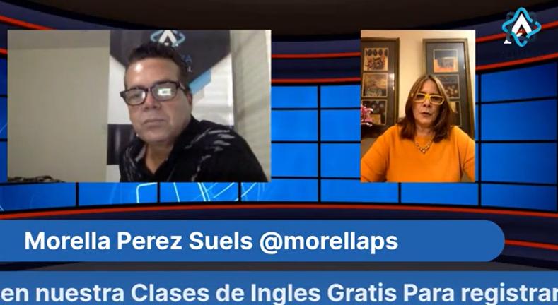 """Entrevista Con Morella Perez Autora del libro """"DEPRESION"""""""