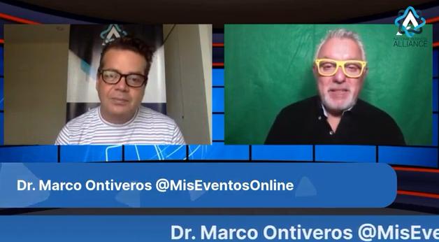 """Marco Ontiveros nos habla de la """"Yoga de La Risa"""""""