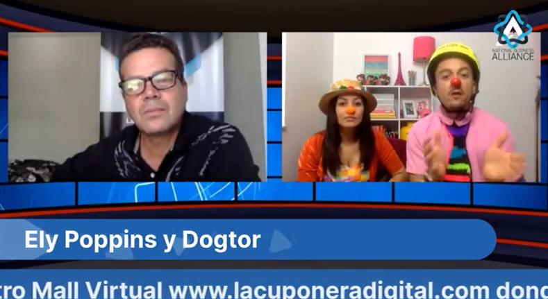 """Entrevista con """"Payasos Al Rescate"""" @clownstotherescue"""