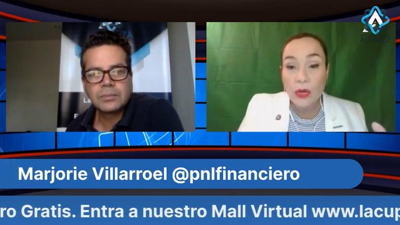 ¿Cual es Tu Relación Con El Dinero?  Entrevista Con Experta Marjorie Villarroel