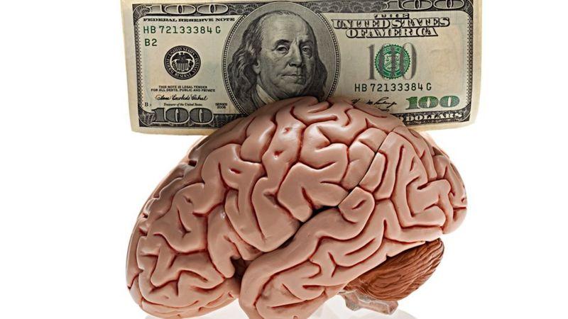 ¿Las neurofinanzas?  personas hacen más dinero que otras