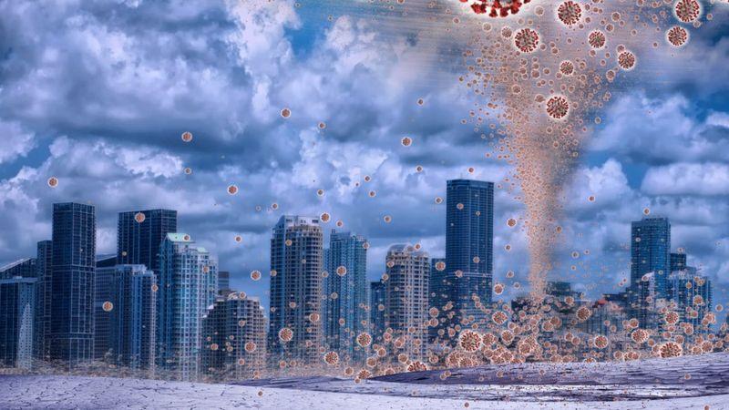 La pandemia de covid-19 ha dado lugar a tantas teorías conspirativas