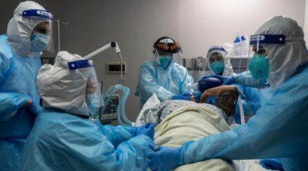 Coronavirus en Estados Unidos:   La pandemia  está fuera de control en el país
