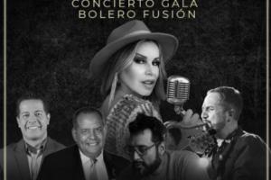 """@MONIKSINGER """"Concierto Gala Bolero Fusión"""""""