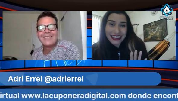 Adhir Entrevista a Adri Errel Cantante Venezolana
