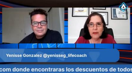 Herramientas de transformación a nuestras vidas con Yenisse Gonzalez