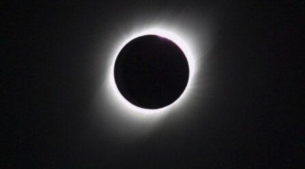 Eclipse total de Sol: dónde y a qué hora podrá verse el fenómeno de este lunes
