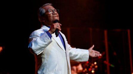 Armando Manzanero: muere el cantante y compositor mexicano por covid-19