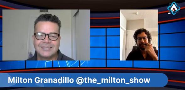 Entrevistamos al Comediante Venezolano Milton Granadillo