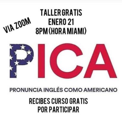 Pronuncia Ingles Como Americano (PICA)