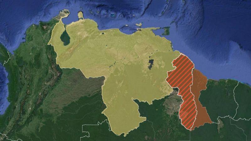 Venezuela-Guyana: por qué se agudizó la disputa por el Esequibo