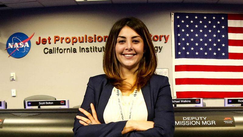 Diana Trujillo, la colombiana detrás de la misión espacial de la NASA