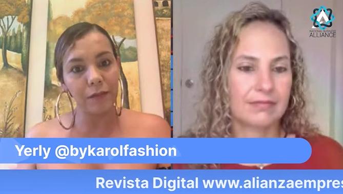 Entrevista con Yerly de @bykarolfashion