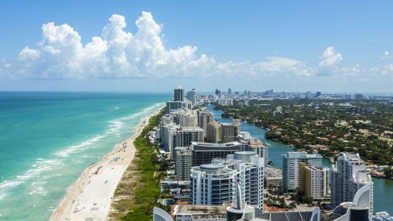 Cómo se construyó Miami Beach ganándole terreno al mar