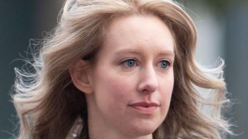 """Elizabeth Holmes: la estrepitosa caída  """"la nueva Steve Jobs"""""""