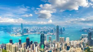 Hong Kong in the Day - Asia Miles is Based in Hong Kong