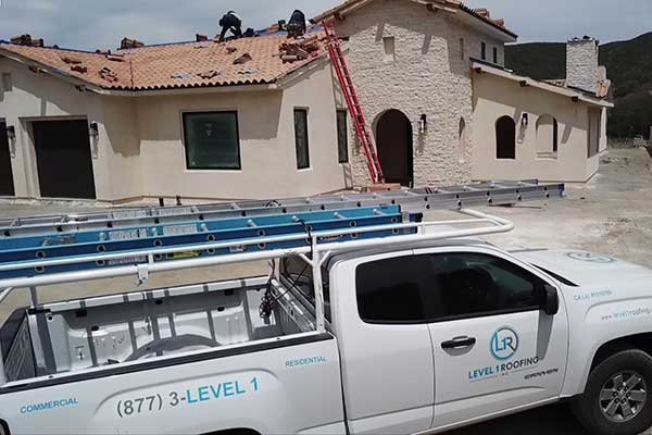 level 1 residential roofing company loomis ca