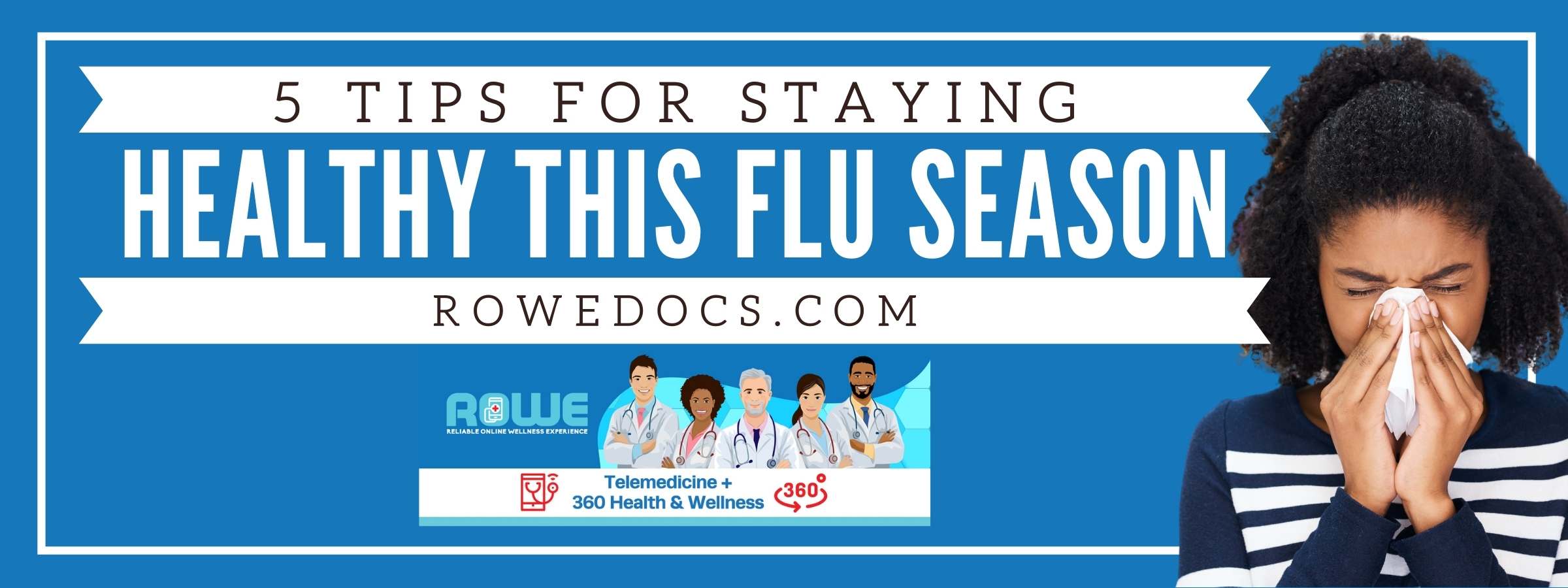 Healthy This Cold and Flu Season