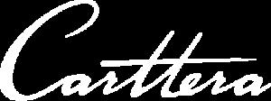 Carttera Logo - white