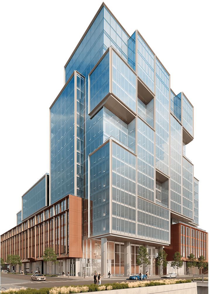Portland Commons Building