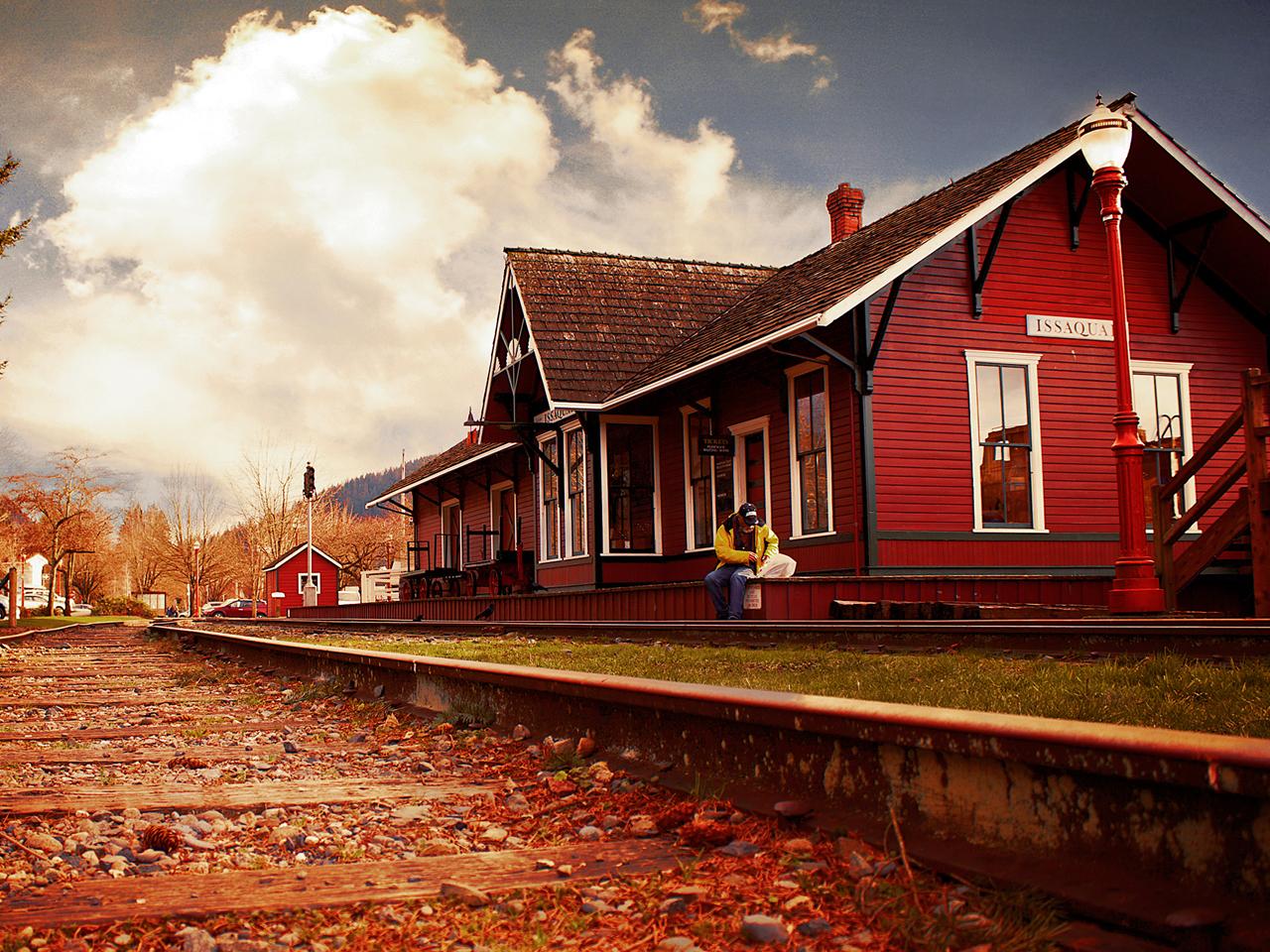 Issaquah Depot Museum