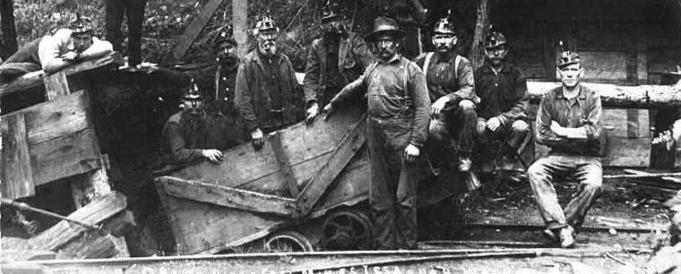 Issaquah miners