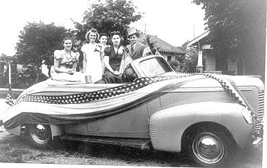 1939 Labor Day Royalty