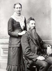 Martha and James Bush