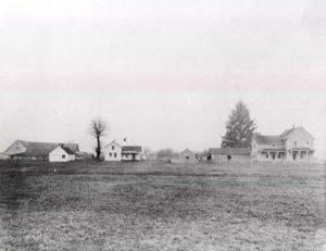 The Anderson Farm, circa 1920s