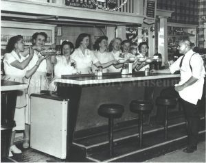 Shamrock Restaurant Staff