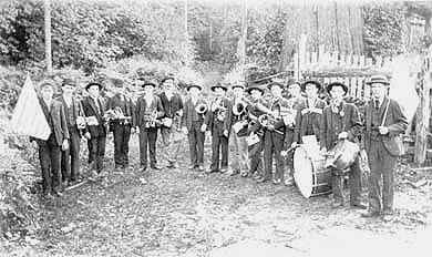 Gilman Band July 4,1893