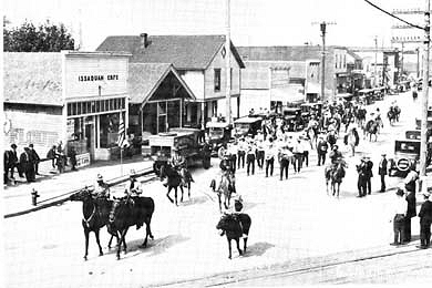 Labor Day Parade 1924
