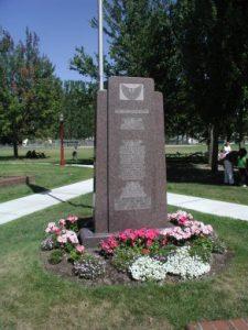 Issaquah's War Memorial
