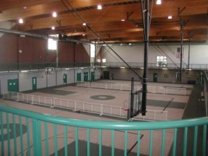 Issaquah Community Center, interior