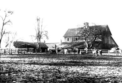 Pickering Farm in 1980