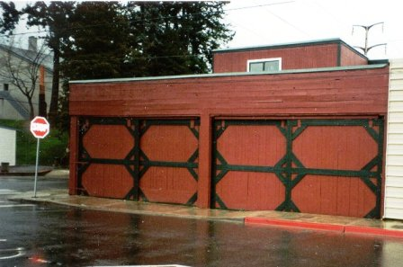 Issaquah Auto Freight Building