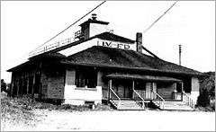 Volunteer Fire Hall
