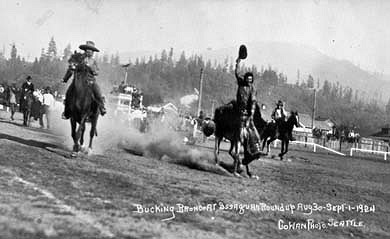 Issaquah Rodeo, 1924