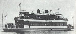 Issaquah Ferry's Maiden Voyage