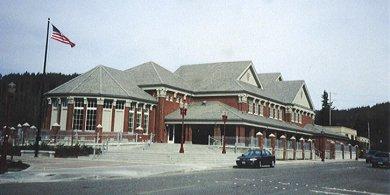 Issaquah Police Station