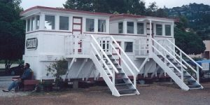 Pilot Houses of the Issaquah Ferry