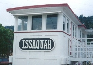 Pilot House of Issaquah Ferry