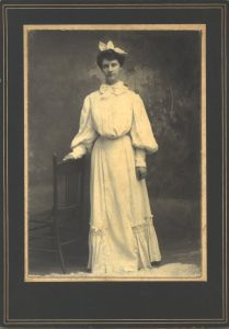 Grace Eastlick Settem, 1910