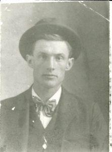 Charles Baxter, circa 1895