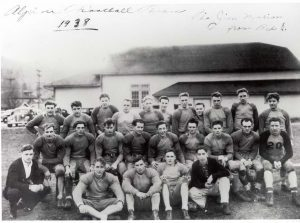 The 1938 Issaquah Alpines.