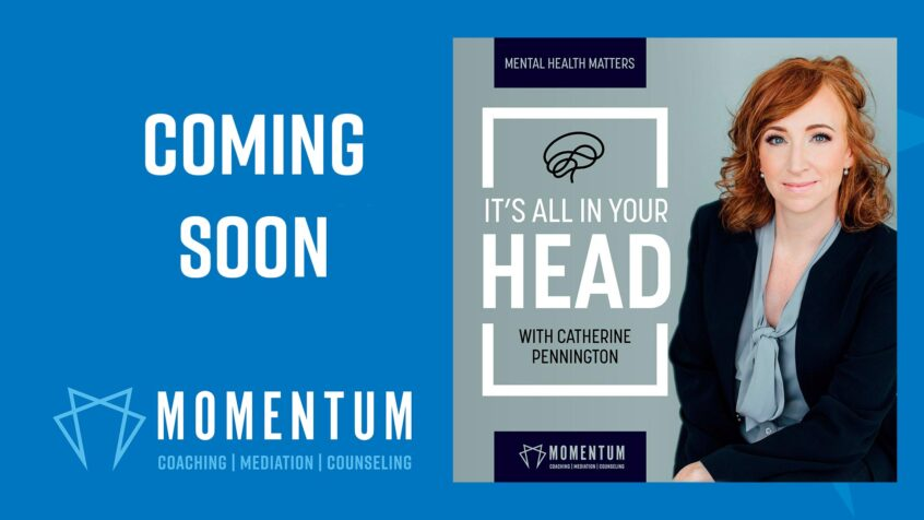 It's All In Your Head Podcast - Coming Soon