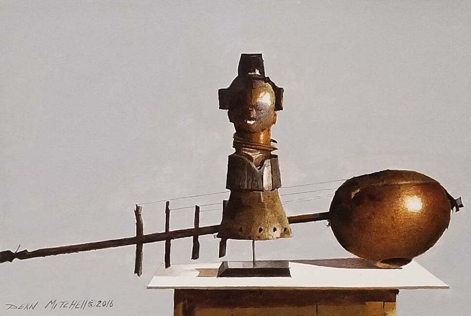17_africansculptureandstringinstrument