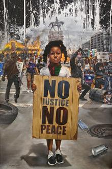 2020, Civil Unrest - LE