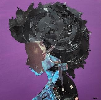 Afro Girl - Sade